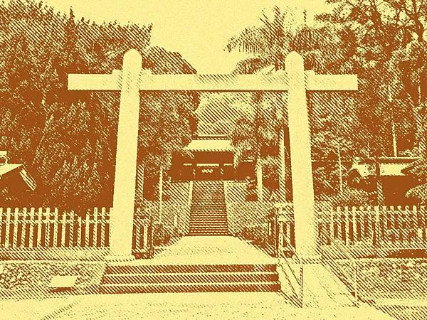 舊桃園神社