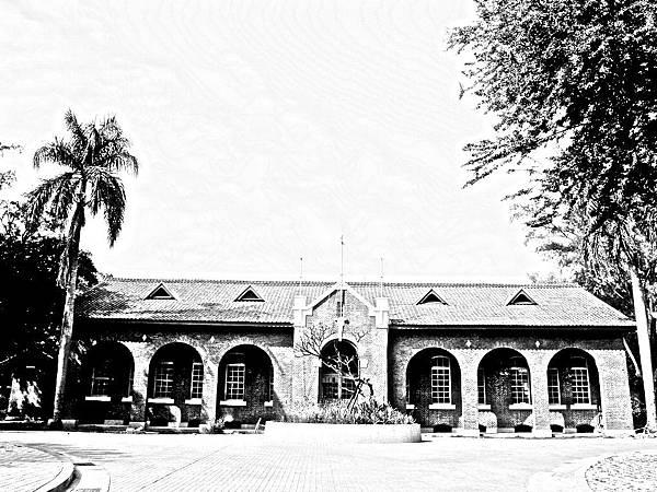 舊台南衛戍病院