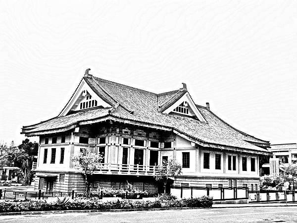 舊台南武德殿