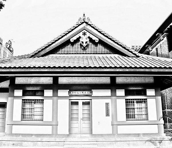 舊台南神社社務所