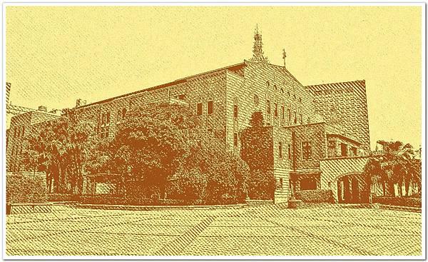 舊台北公會堂