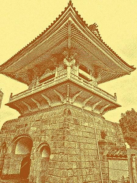 東和禪寺鐘樓