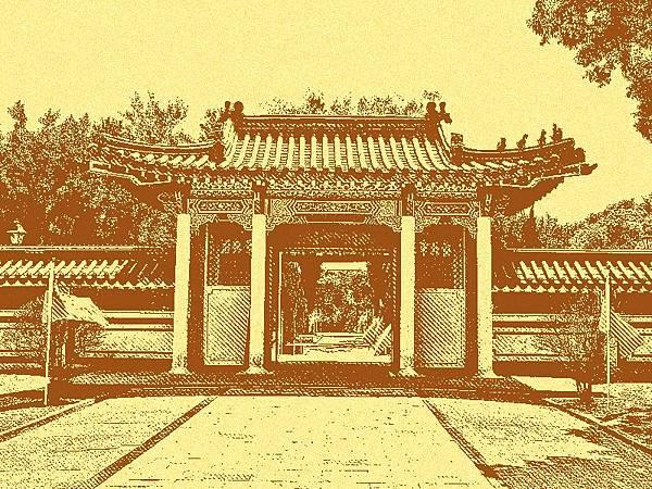 新北市忠烈祠(舊淡水神社遺址)