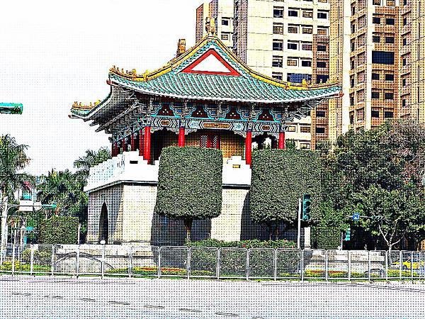 台北城東門(景福門)