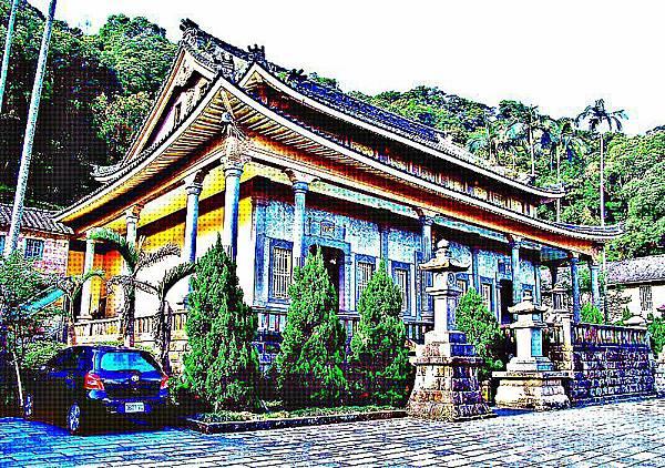 中和圓通寺