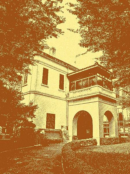 舊美國駐台北領事館