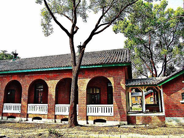 舊日軍「台南衛戍病院」院區遺址