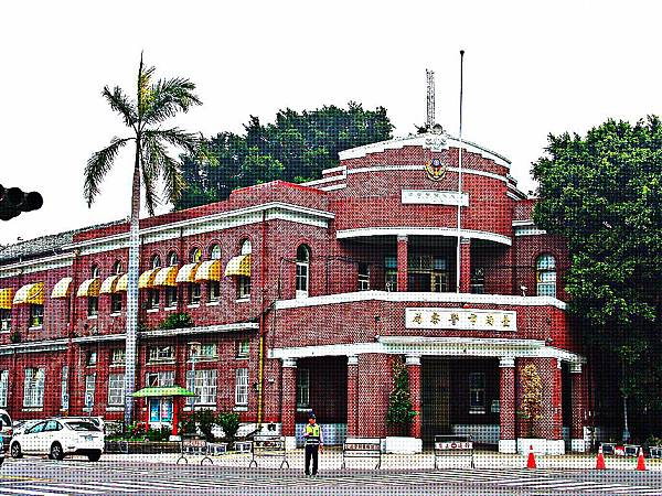 舊台南警察署