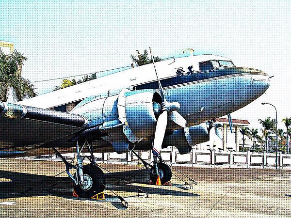 C-47「空中列車」式運輸機