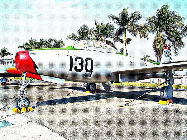 F-84G「雷霆」式戰鬥機
