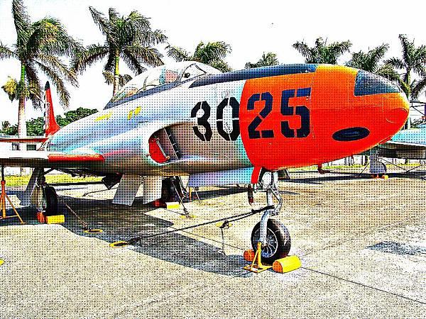 T-33A「射星」式教練機