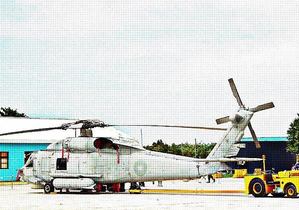 S-70C(M)-1/2 反潛直升機