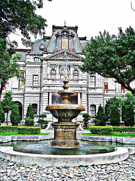 台灣總督官邸(台北賓館)