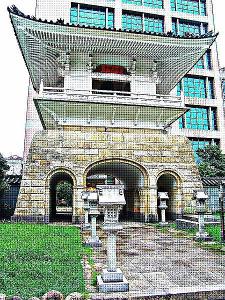 「曹洞宗大本山別院」鐘樓