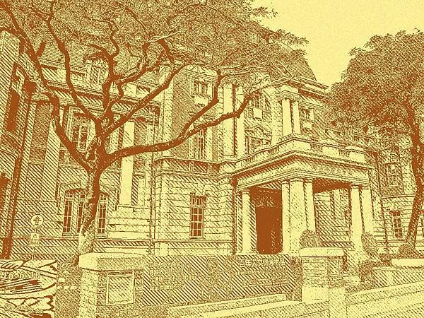 台南州廳舍(舊台南市政府/國立台灣文學館)
