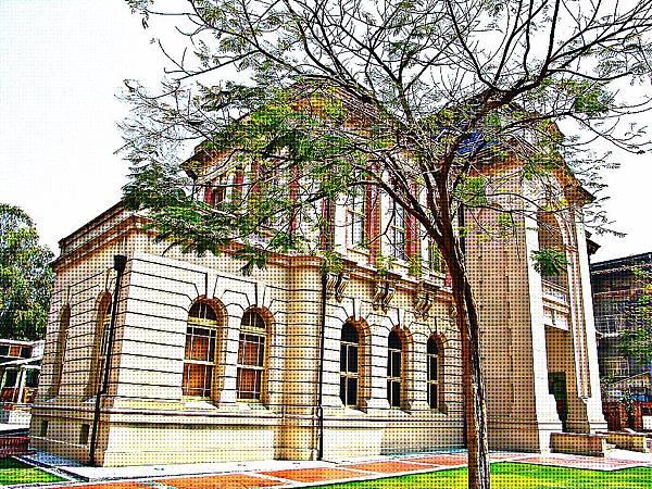 舊台南公會堂