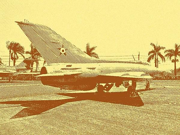 MiG-21 魚床式戰鬥機