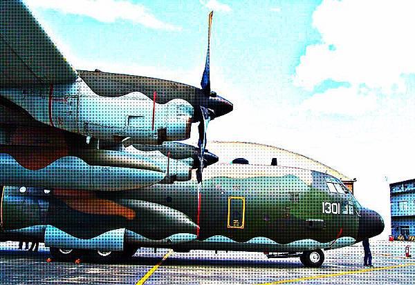 C-130H 力士型運輸機