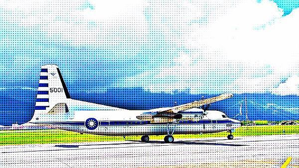 福克50 渦輪螺旋槳區間客機