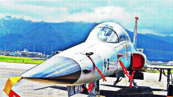 F-5F 中正號戰鬥教練機
