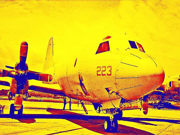 P-3C 獵戶座反潛巡邏機