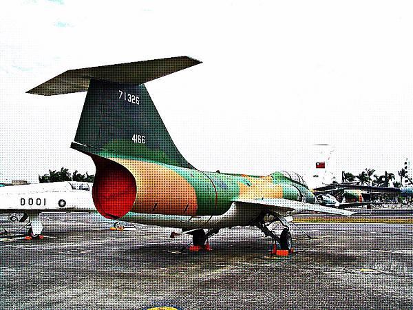 F-104D 星式戰鬥教練機