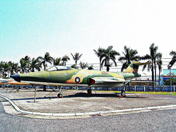 RF-101A 巫毒式戰鬥偵察機