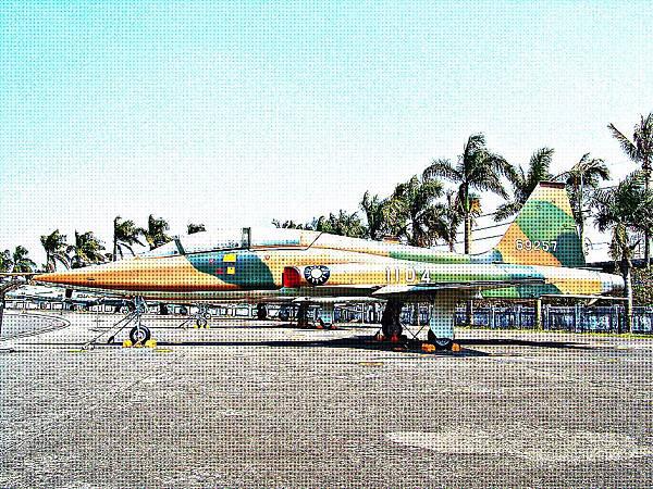 F-5B 自由鬥士式戰鬥教練機