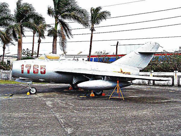 MiG-15 柴把式戰鬥機