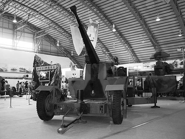 T92 40公厘 L70 防空快砲系統