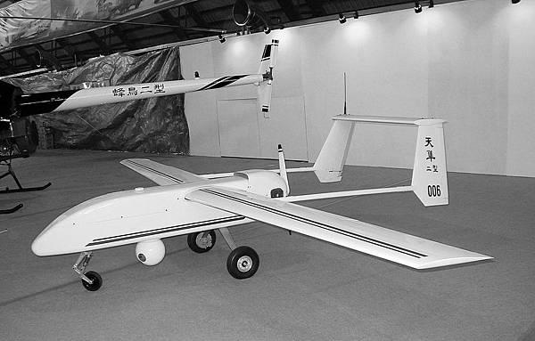 天隼二型無人飛行載具