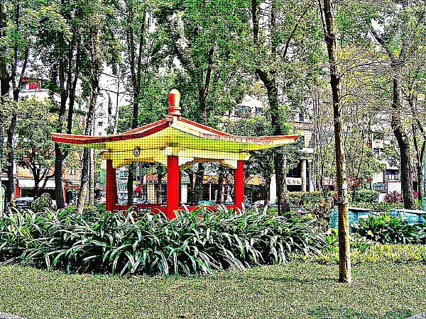 南菜園(南昌公園)