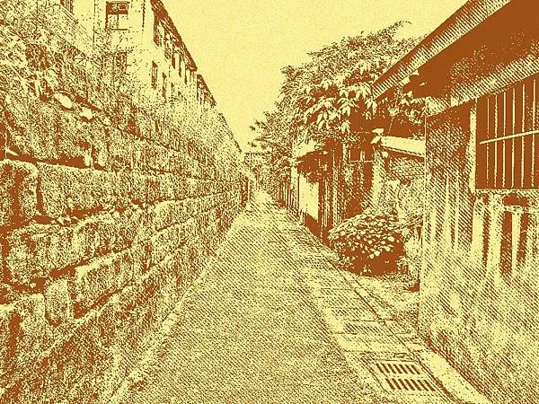 台北刑務所(台北監獄)圍牆遺跡