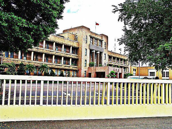 舊台北市役所(行政院)
