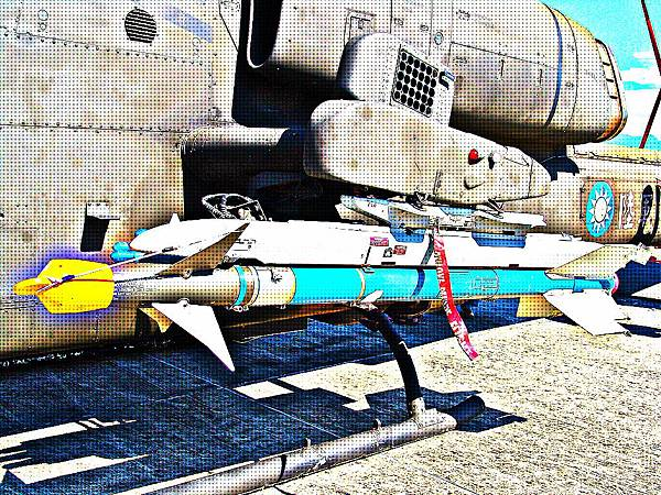 AIM-9S 響尾蛇空對空飛彈