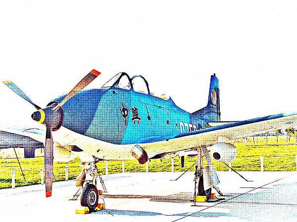 R-CH-1 中興號螺旋槳偵察機
