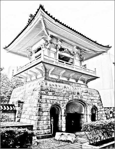 舊「曹洞宗大本山別院」鐘樓