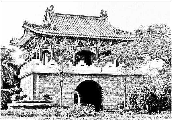 台北南門(麗正門)