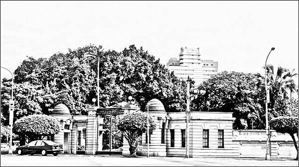 舊台灣總督官邸(台北賓館)