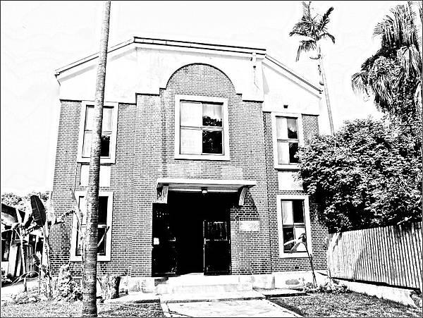 舊台北植物園臘葉植物標本館