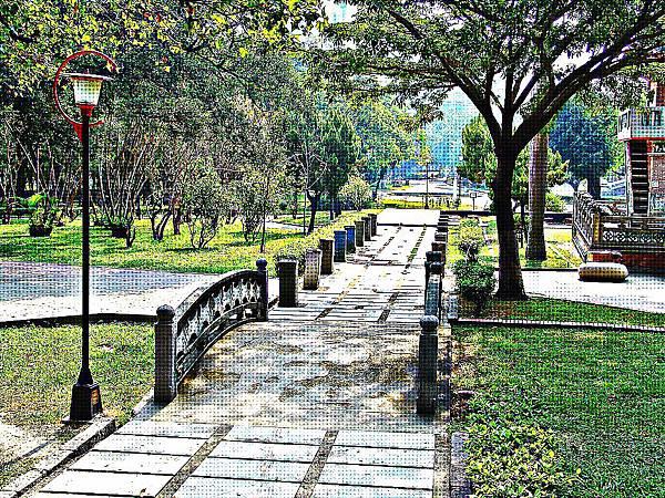 第一代台中神社遺跡