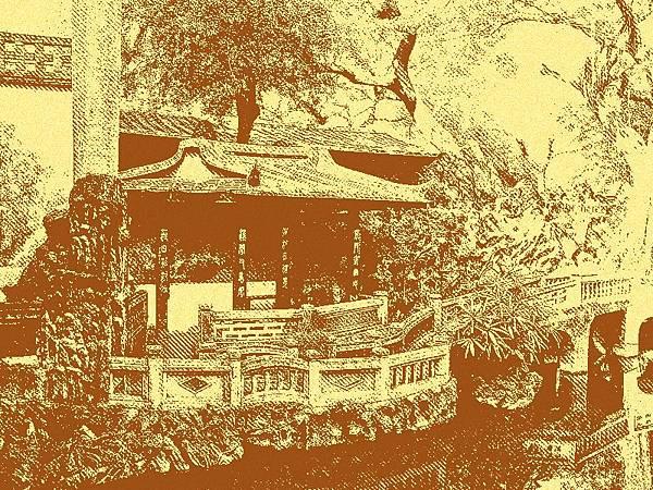板橋林家花園