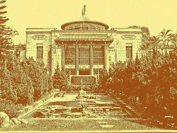 舊建功神社遺跡