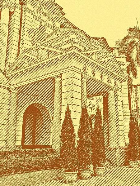 台中州廳舍(舊台中市政府)