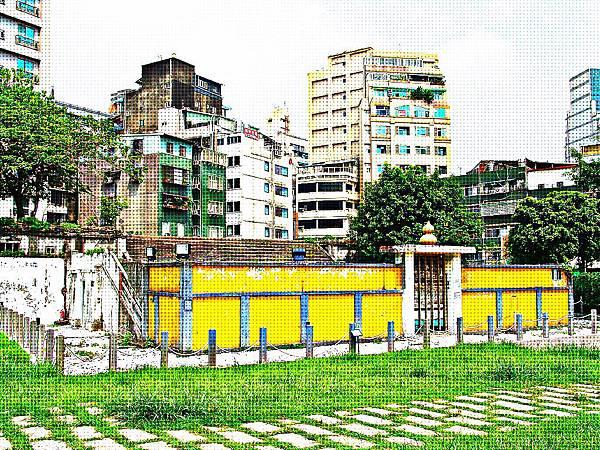 舊西本願寺台北別院遺址