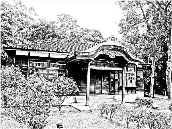 桃園神社社務所