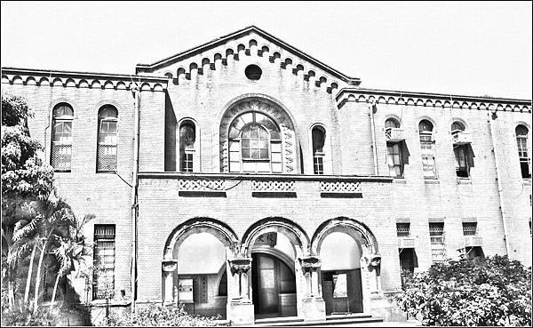 國立台灣大學圖書館舊館