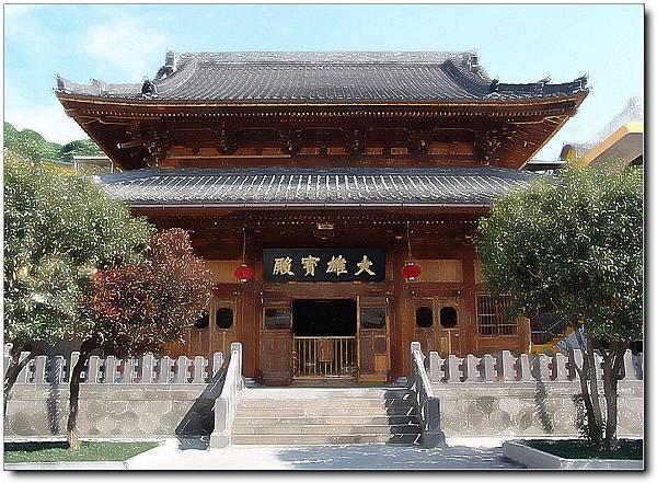 臨濟護國禪寺本堂