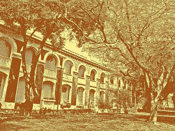舊日軍步兵第二聯隊兵舍