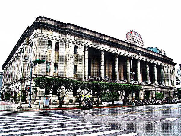 台灣銀行總行營業廳
